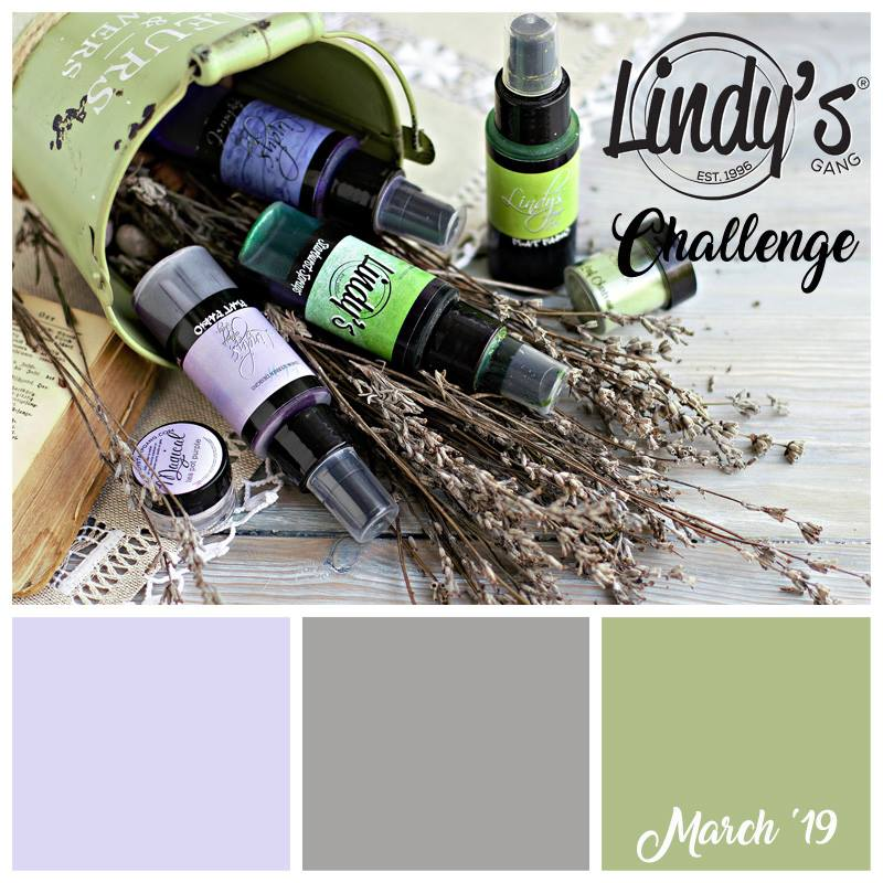 Lindy's Marvellous March Color Challenge